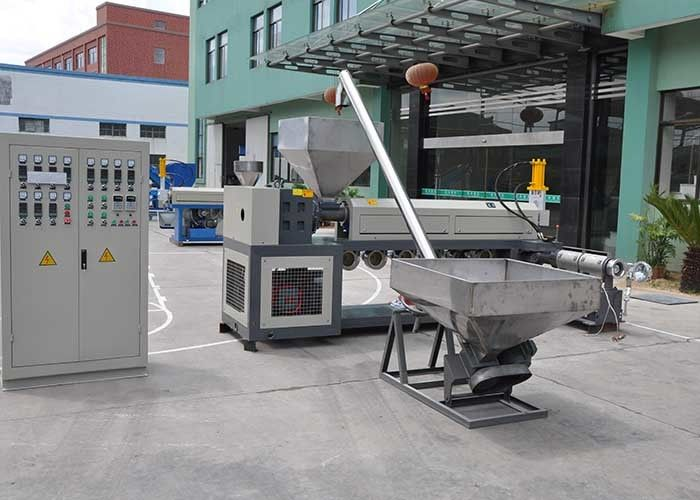 LD-SZ-65 PVC Conical Twin Screw Extrusion and Pelletizing Machine