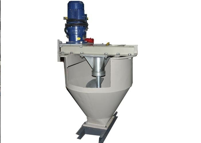 3kw Force Feeder Extruder , 80-150kg/H Stainless Steel Plastic Feeding Machine